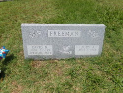 "David Nathaniel ""Red"" Freeman"