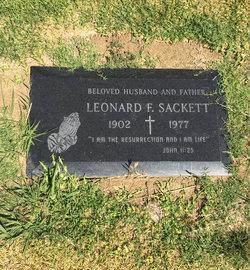 Leonard Frank Sackett