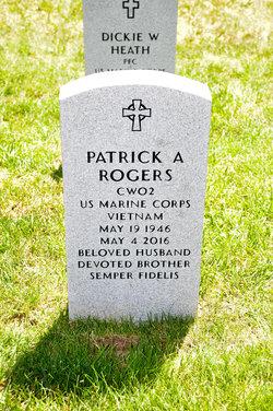 Patrick Arthur Rogers