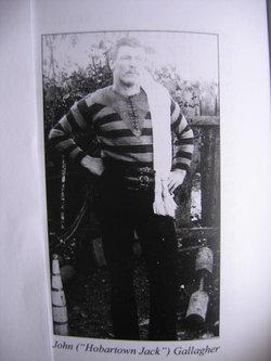 "John ""Hobartown Jack"" Gallagher"