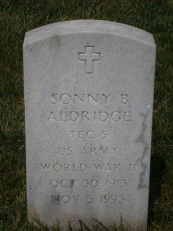 Sonny B Aldridge