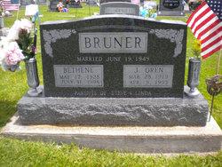 Bethene Rae <I>Hopwood</I> Bruner