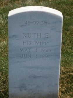 Ruth Elizabeth <I>Knight</I> Culler
