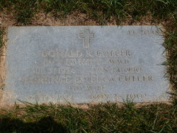 Donald R Cutler