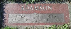 Elton Adamson