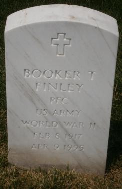 Booker T Finley