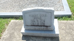 Robert Cole Baker