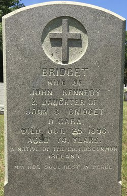 Bridget <I>O'gara</I> Kennedy