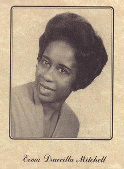 Erma Druccilla Mitchell