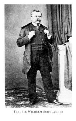 Fredrik Wilhelm Scholander
