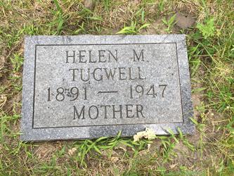 Helen M. <I>Hollerbach</I> Tugwell