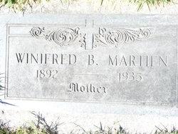Winifred B. Martien