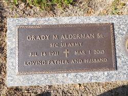 Grady M. Alderman
