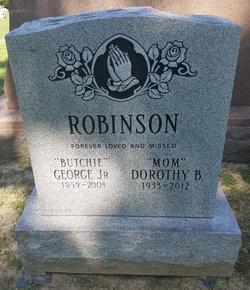 """Dorothy B """"Mom"""" Robinson"""