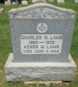 Agnes M Lamb