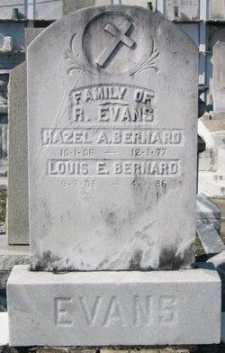 Hazel Elizabeth <I>Antoine</I> Bernard