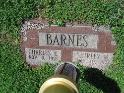 Charles Eugene Chuck Barnes 1918 2016 Find A Grave Memorial