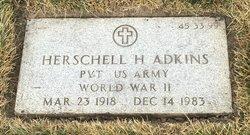 Herschell H Adkins