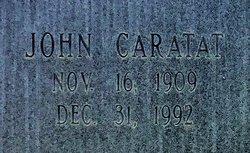 "John Caratat ""Johnny"" Burnside"