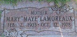 Mary Amelia <I>Brimhall</I> Lamoreaux