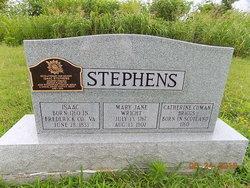 Pvt Isaac Stephens