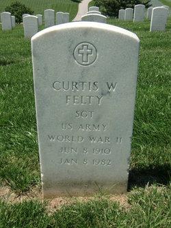 Curtis W Felty