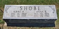 Anna Rachel <I>Owens</I> Shobe