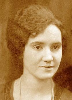 Mrs Beulah Anita <I>Benson</I> Sparks