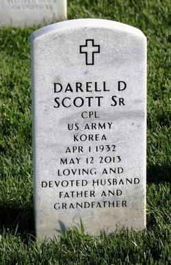 Darell D Scott, Sr