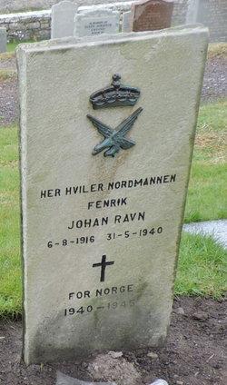 Johan Daniel Stub Ravn