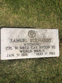 Samuel Eckhardt