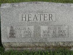 Ruth H Heater