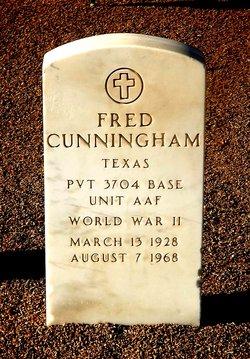 Fred Cunningham