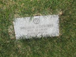 William J Desabre