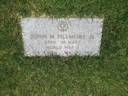 John M Fillmore, Jr