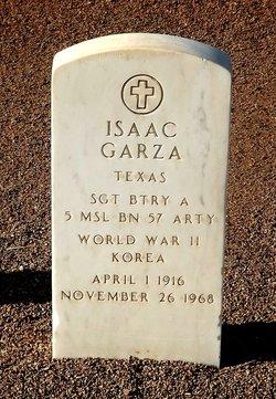 Isaac Garza