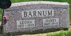 Leona <I>Stone</I> Barnum