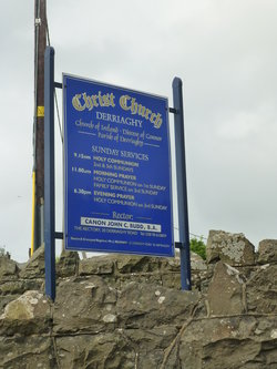 Derriaghy Churchyard
