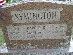 Martha Lee <I>Reline</I> Symington