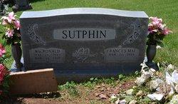 William Ronald Sutphin