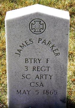 PVT James Parker