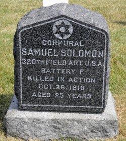 Samuel Solomon
