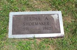 Bertha Alice <I>Green</I> Shoemaker