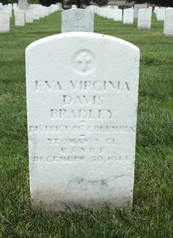 Eva Virginia <I>Davis</I> Bradley