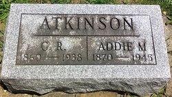 Addie M. Atkinson