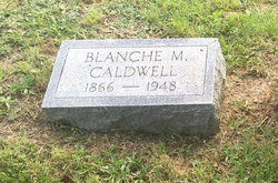 Blanche <I>Miller</I> Caldwell