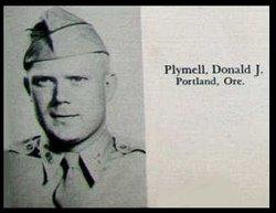 2Lt Donald J Plymell