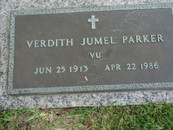 Verdith <I>Jumel</I> Parker