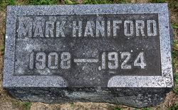 Mark Haniford