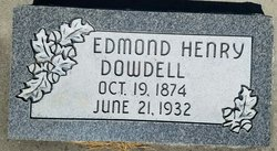 Edmund Henry Dowdell